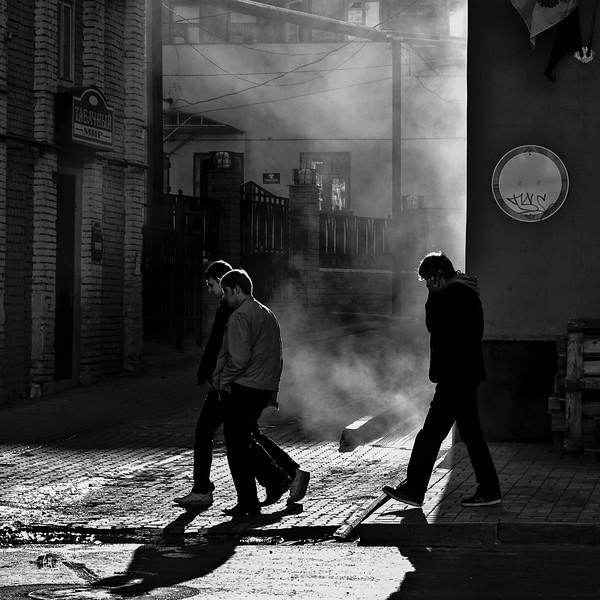 """Gloomy morning"" (photography) by Igor Zhitetsky"