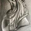 """Flow"" (pencil) by Juan Andres"
