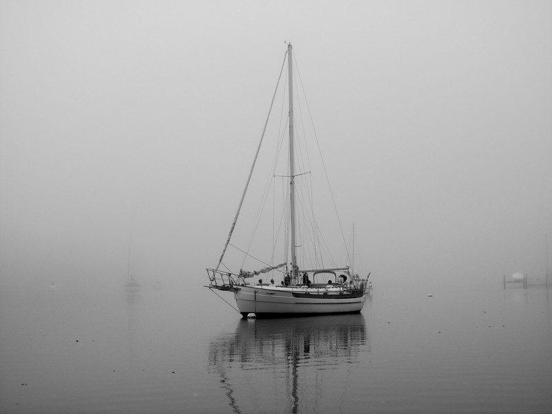 Weems Creek Ghost Ship