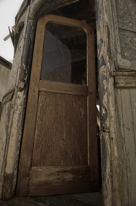 Caboose Door