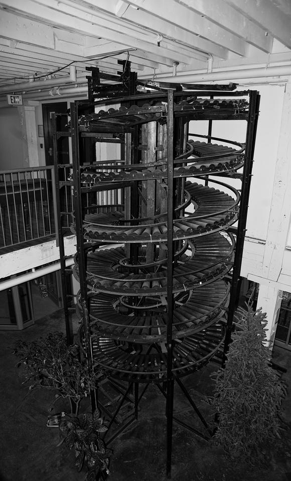 Distillery Conveyer Cira 1800's