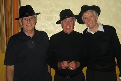 Richie Laniel.,Brendan Deegan.,Billy Earle