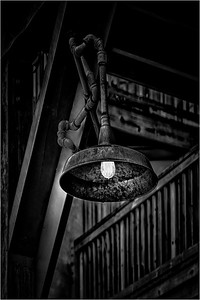 Eatery Light BW