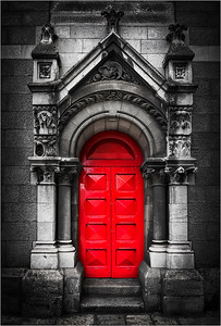 Red Door, Dublin (1)