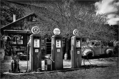 Frontier Gas No 1