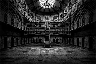 Kilmainham Gaol #1a BW
