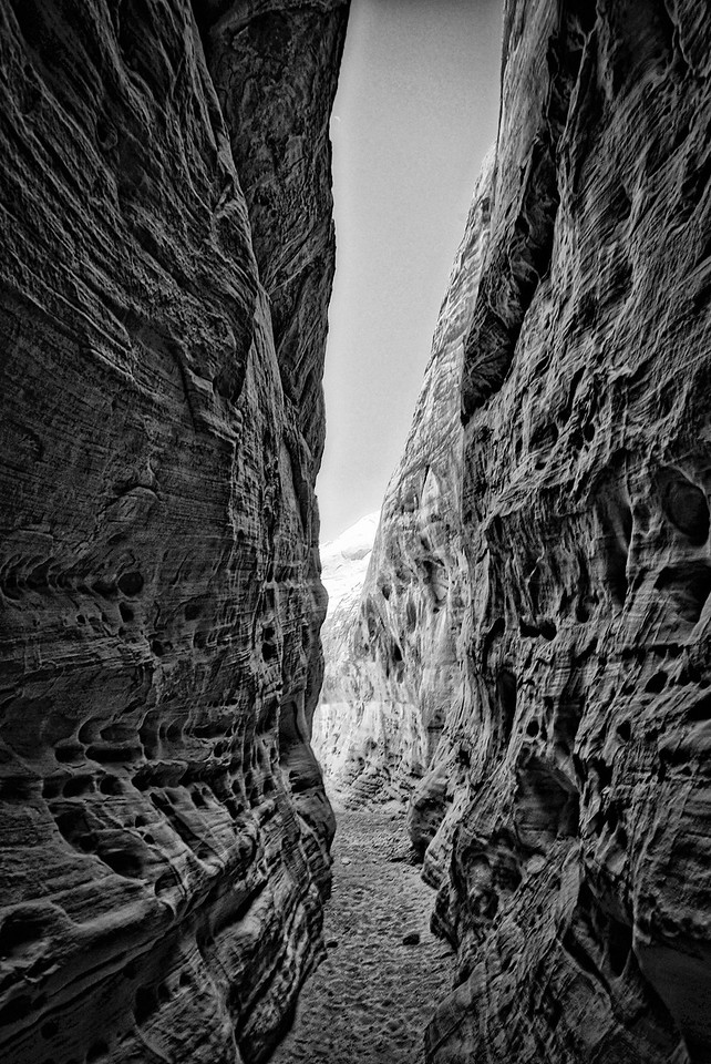 Slot Canyon exit