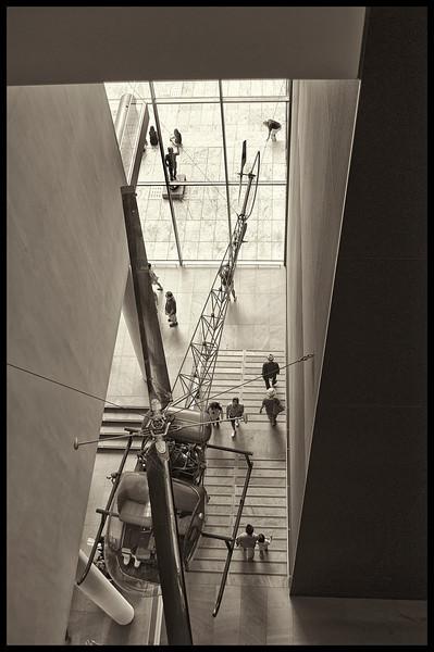 New York MOMA entrance