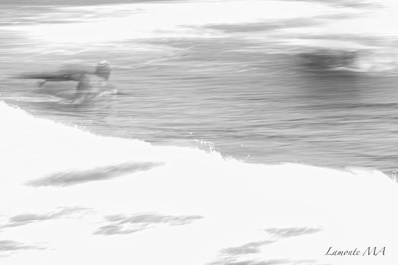 Waterman motion