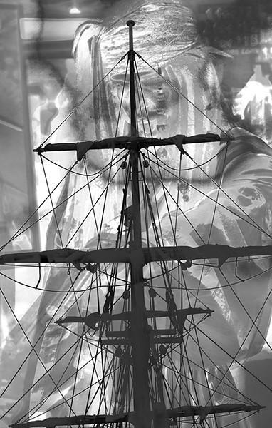 Jack Sparrow's Ghost