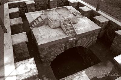 Roman Hot Tub