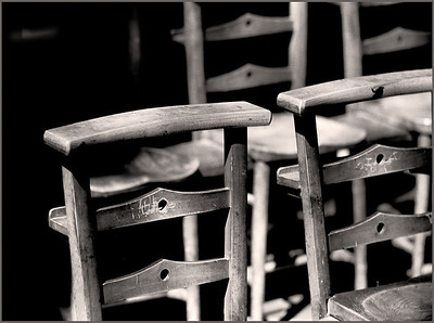Chairs in Church
