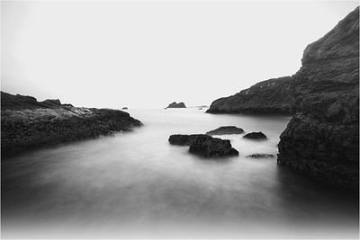 Harris Beach 2 BW