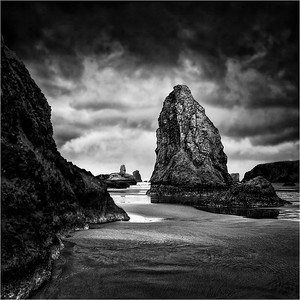 Sea Stacks #3