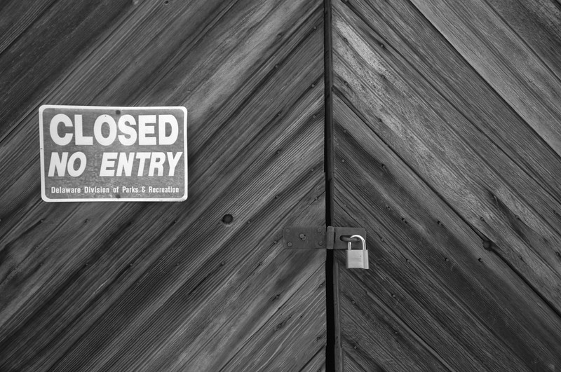 Closed and Locked