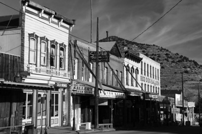 Virginia City, NV