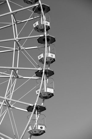Wunderland ferris wheel, Ocean City, NJ