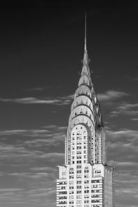 Chrysler Building, Mid Morning