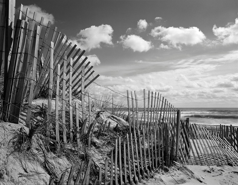 Beach Fences No. 3
