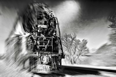 Warp Train