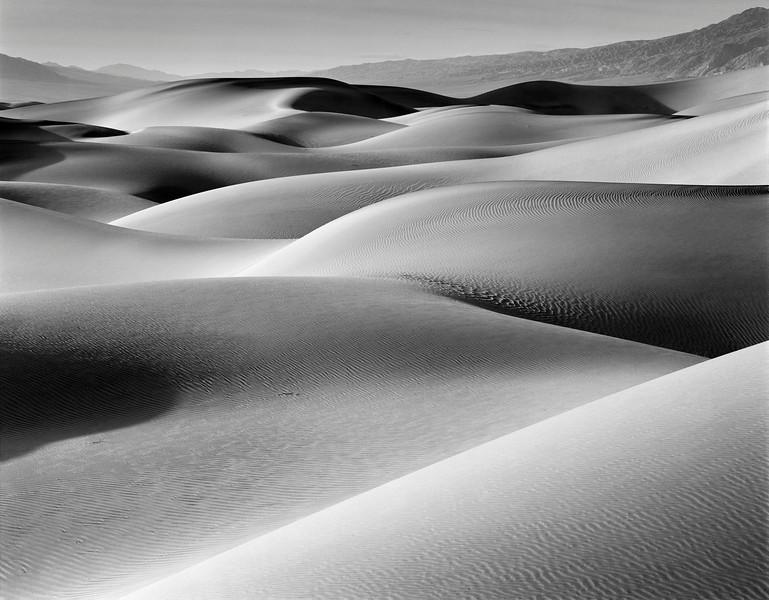 Mesquite Flat Dunes No. 1