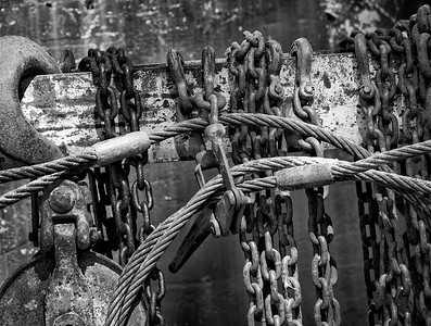 Hooks, Chains and Cables