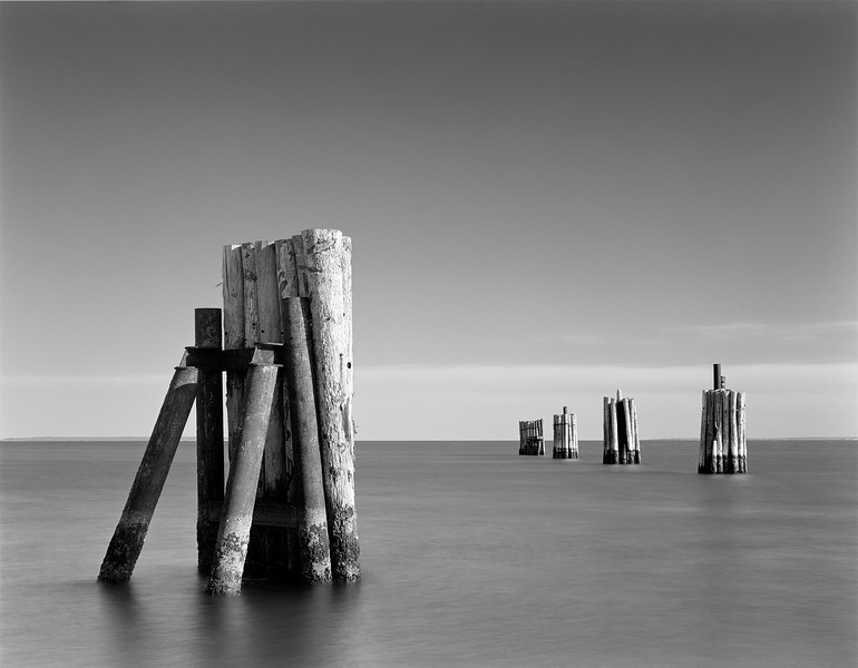 Ferry Pilings