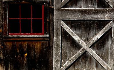 Barn Door,2