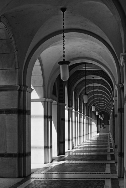 """Academic Arches II"" - Rice University, Houston, TX"