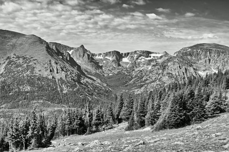 Rocky Mountain National Park, Colorado (along Trail Ridge Road)