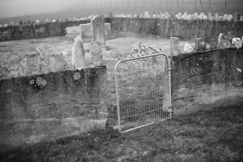 Foggy Graveyard #2