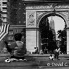 Afternoon in Washington Square