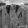 Winter at Paterson Falls