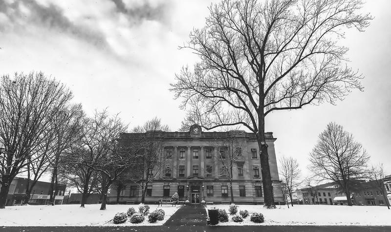 Sullivan County Indiana Courthouse
