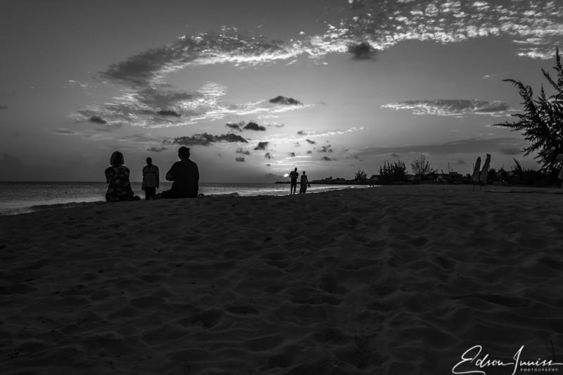 Sundown at Carlisle Bay Barbados