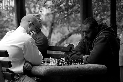 Central Park Chess, NYC