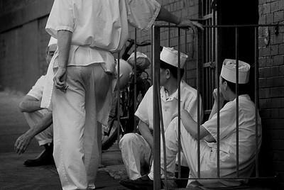 Chef Break, Chinatown, NYC