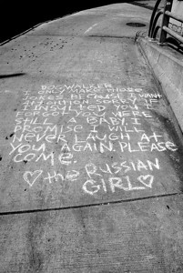 New York City, The Russian Girls Message