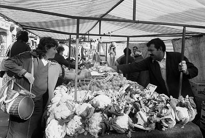 Skipton Market, Skipton, North Yorkshire, England