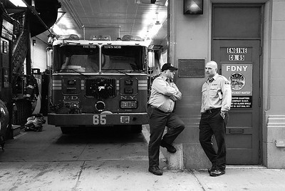 FDNY, Engine Co. 65, NYC