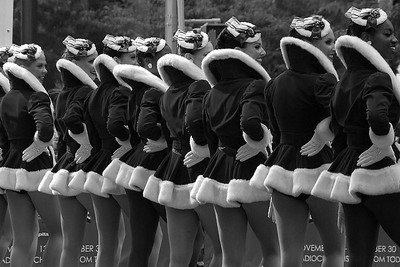 The Rockettes, Radio City Music Hall, Avenue of the Americas, NYC