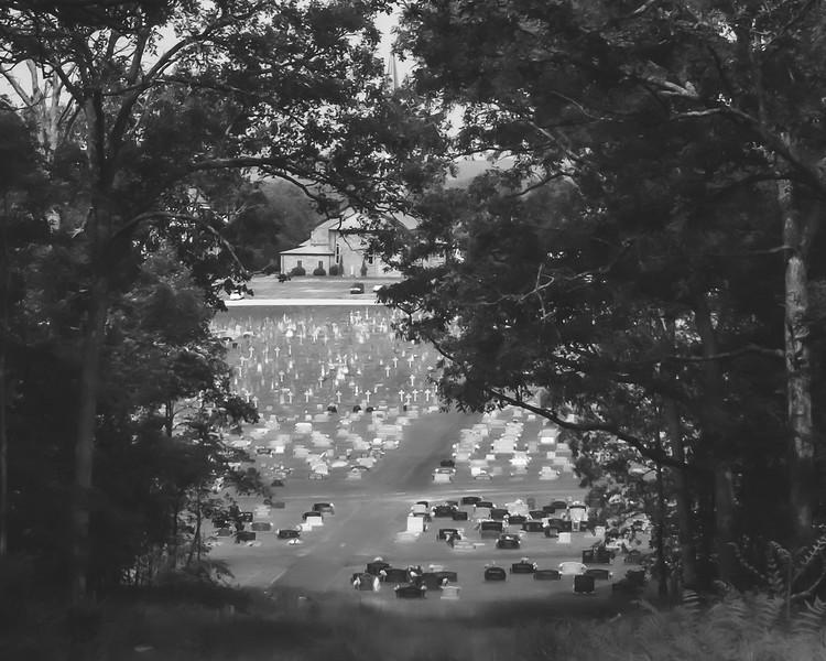 St. Ferdinand Catholic Church Cemetery in Ferdinand Indiana