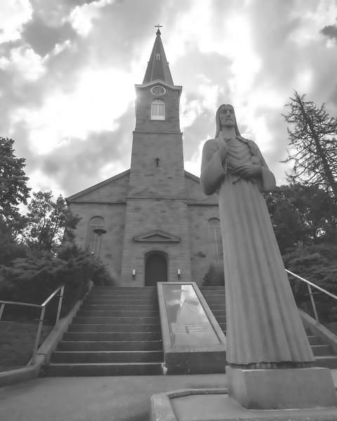 St. Ferdinand Catholic Church in Ferdinand Indiana