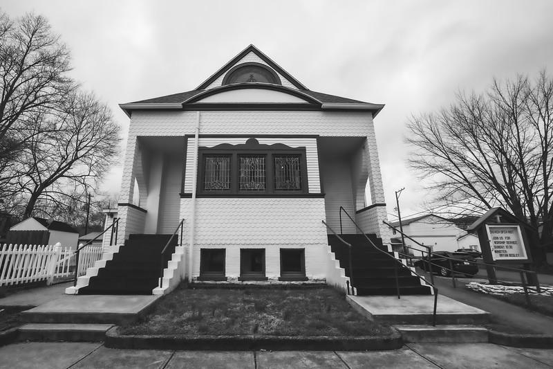 Vevay Church of Christ in Vevay Indiana