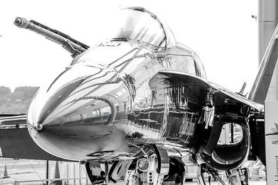 F-18 6861bw