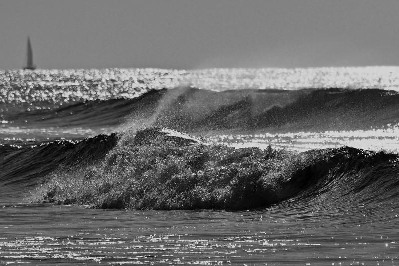 Waves - Wildwood Crest, NJ - 2011
