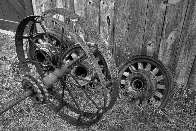 Old Wheels - Lewes, DE - 2011