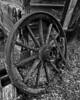 Wagon wheel - Gettysburg, PA - 2012