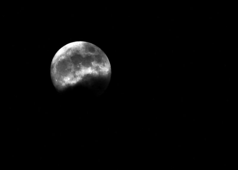 Moon over Emmaus - 2013