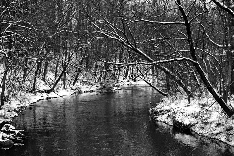 Little Lehigh Creek - Emmaus, PA - 2012